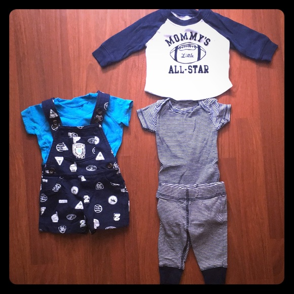 Carter's Other - Baby boy outfits